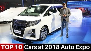 Download Top 10 Cars at 2018 India Auto Expo Video