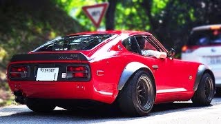 Download Ultimate Datsun 240Z/280Z Sound Compilation Video