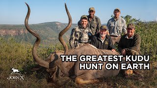 Download John X Safaris | The Greatest Kudu Hunt on Earth | Grey Ghost Hunting Video