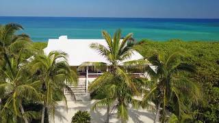 Download Classic Island Beach House in Elbow Cay Hope Town, Bahamas Video