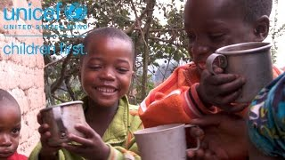 Download Access to Clean Water in Rwanda | UNICEF USA Video