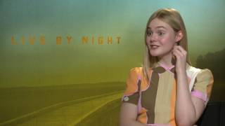 Download Live By Night: Elle Fanning Official Movie Interview Video