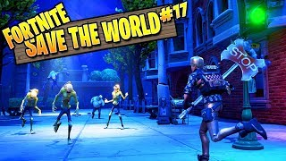 Download Fortnite Zombies | Save The World Ep 17:PLAYING WITH FANS (Fortnite PVE Campaign) Video
