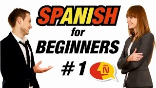 Download Learn Spanish Conversation #1 - Greetings and Introductions for beginners Video