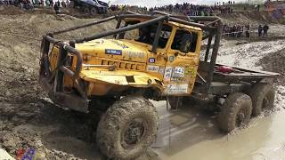 Download 6x6 Ural truck , Truck show, Truck trial, Best moments Video