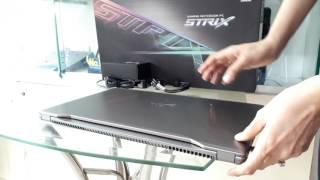 Download Laptop ASUS GL702VM BA235 Core™ i7 7700HQ 16GB 1TB 256GB SSD GTX1060 6GB 17.3 inch FHD 120Hz Video