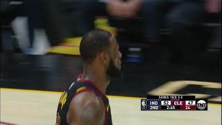 Download 2nd Quarter, One Box Video: Cleveland Cavaliers vs. Indiana Pacers Video