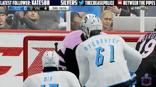 Download NHL 18 - eSports Hockey League Goalie Gameplay vs Delusions Video