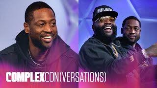 Download BOSS LEVEL: Long Lives at High Stakes with Dwyane Wade & Rick Ross | ComplexCon(versations) Video