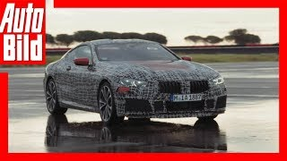 Download BMW 8er Coupé (2018) Offizieller Teaser Video