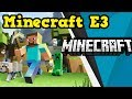 Download Minecraft E3 Conference - BIG ANNOUNCEMENT TODAY Video