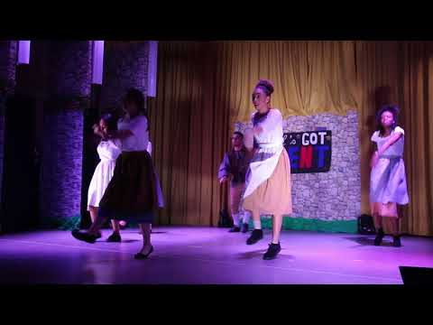VIDEO Eindejaarsshow 7 GRM 2017-2018: Chick's Got Talent