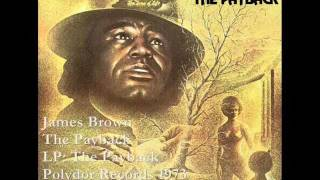 Download James Brown - Payback Video