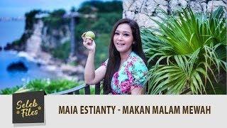 Download Seleb Files: Makan Malam Mewah Maia Estianty, Jamie Ochua & Geng Sosialitanya - Episode 117 Video