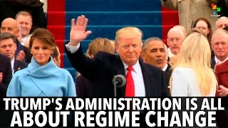 Download Trump's Administration is All About Regime Change Video