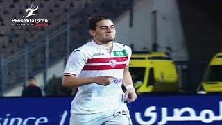 Download الهدف الأول لـ الزمالك امام المقاولون العرب ″ محمد الشامي ″ الجولة الـ 15 الدوري المصري Video