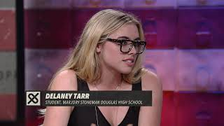Download February 20, 2018 - Carly Novell, Delaney Tarr, Lacey Schwartz, Mat Johnson Video