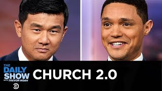Download Today's Future Now - Virtual Reality Church & Catholic Gaming | The Daily Show Video
