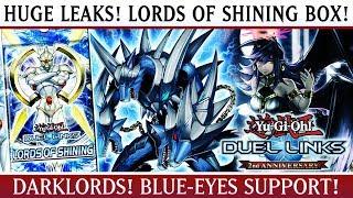 Yu-Gi-Oh! Duel Links Leaks: NEW Mini Box Lords Of Shining FULL BOX