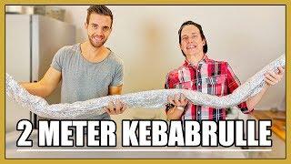 Download Vi äter en JÄTTE-Kebabrulle Video