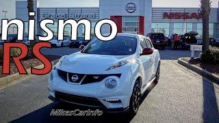 Download 2014 Nissan Juke NISMO RS AWD Turbo Video