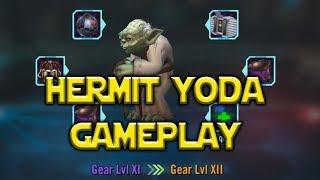 Download Star Wars: Galaxy Of Heroes - Hermit Yoda Gameplay Video