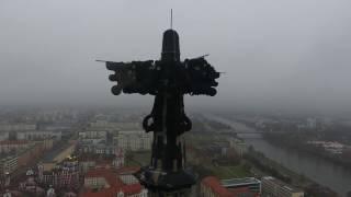 Download Magdeburg drone flight Video