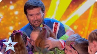 Download Flakefleet Primary School gets first GOLDEN BUZZER of 2019! | Auditions | BGT 2019 Video