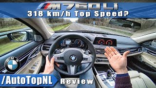 Download BMW M760Li REVIEW POV AUTOBAHN | CAN I REACH 318KM/H?! | by AutoTopNL Video