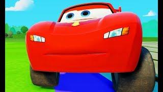 Download Мультик игра для детей про Машинки Гонки #МАКВИН Про машинки из мультфильм #ТАЧКИ для мальчиков Video
