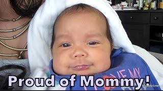 Download Proud of Mommy! - May 05, 2014 - itsJudysLife Daily Vlog Video