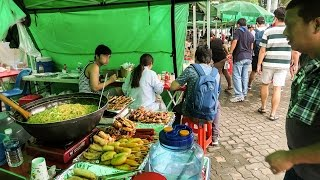 Download Weekend Filipino Market in Korea with Street Food ♦ Tour of Daehakno Video
