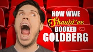 Download How WWE Should Have Booked Goldberg Video