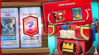 Download BUYING (RED) UPDATE AND LEGENDARY! • Clash Royale Video