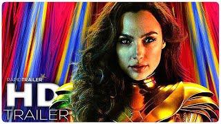 Download WONDER WOMAN 2: 1984 Official Trailer (2020) Gal Gadot, Chris Pine Superhero Movie HD Video