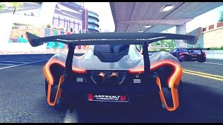 Download Asphalt 8, McLaren P1 GTR, 1771 Video