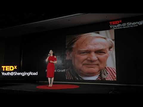 "How to be a ""Better Me"" by using charming language? | Simo Lyu | TEDxYouth@ShengjingRoadLive"