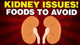 Download Kidney Disease | Foods YOU Should NOT Eat! Video
