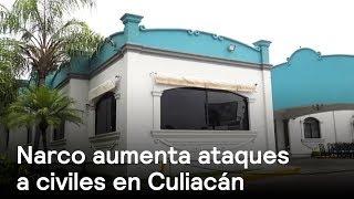 Download Violencia del narco afecta a civiles en Culiacán - Inseguridad - En Punto con Denise Maerker Video