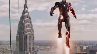 Download All Iron Man Armor Scene From All Movies Including Captain America Civil War Video