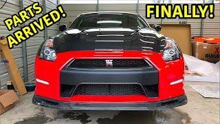 Download Rebuilding A Wrecked 2013 Nissan GTR Part 3 Video