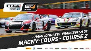 Download Championnat de France FFSA GT – Magny-Cours – Course 2 Video