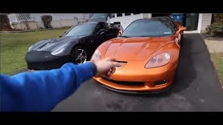 Download PREVIOUS OWNER GOES FOR RIDE IN 10 SECOND Z06 (He sold me the car stock!) Video
