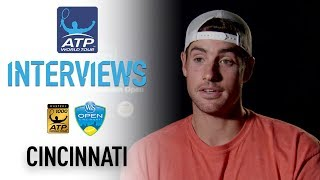 Download Isner Sets Up All American QF Clash Cincinnati 2017 Video
