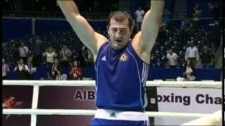 Download Super Heavy (+91kg) Finals - Joshua Anthony (ENG) VS Magomedrasul M. (AZE) - 2011 AIBA World Champs Video