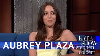 Download Aubrey Plaza's Audition For Catwoman Video