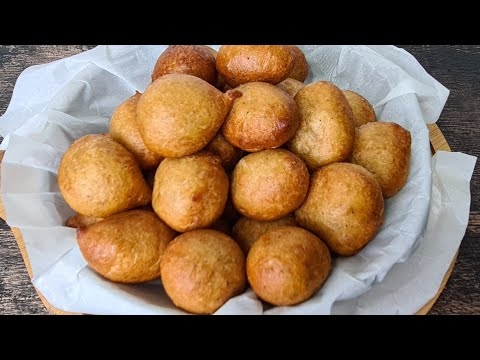 HOW TO MAKE PUFF PUFF/TOOGBEI/BOFROT THE RIGHT WAY -STEP BY  STEP METHOD -IS YOUR YEAST ACTIVE?