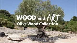 Download Olive Wood Collection Corfu Video