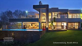 Download The Most Beautiful Houses in the World HD Video