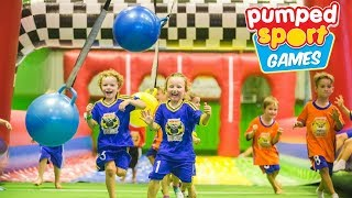 Download Pumped Sport Games Video